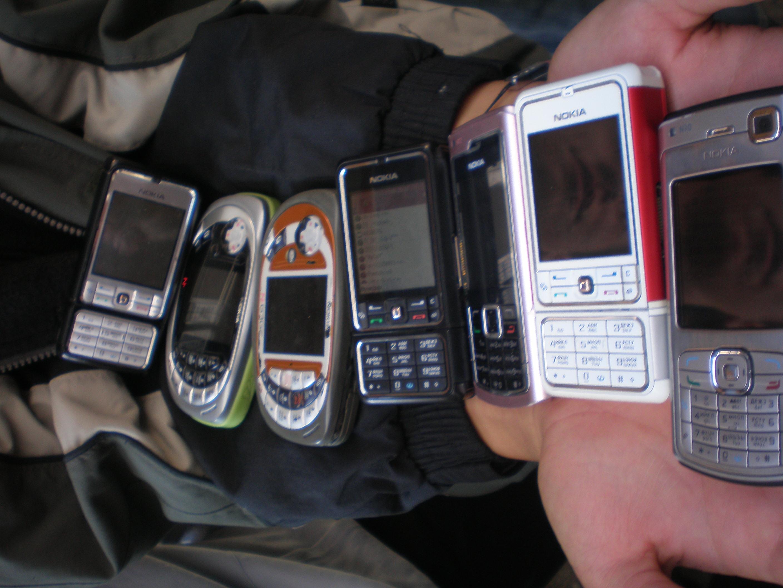 Фото с украденных мобильных телефонов 4 фотография